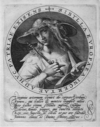 Sibil·les al segle XVII