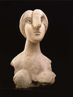 Pablo Picasso, « Busto de Mujer  (Marie Thérèse) », 1931