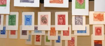 Comunicat premsa: Exposició de gravats de l'escola Traç al Jaume Morera