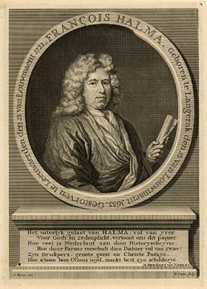 François Halma