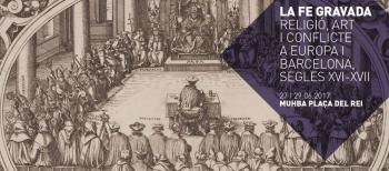 "Antoni Gelonch participa al seminari ""La fe gravada. Religió, art i conflicte a Europa i Barcelona, segles XVI-XVII"""