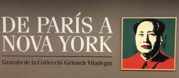 """""""De París a Nova York"""" a Martorell"""