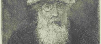 Pissarro, gravador