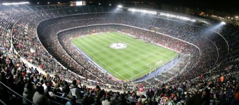 WE HAVE FILLED THE CAMP NOU!