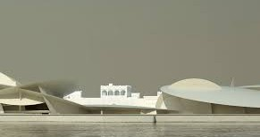 How build an Art Museum in Qatar…