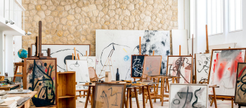 Seeing Miró's Majorca Studio
