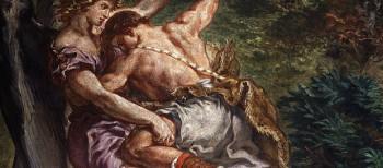 Delacroix, an unheroic gentleman