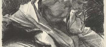 John Singer Sargent, engraver