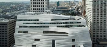 The new San Francisco MoMA: WOU!!