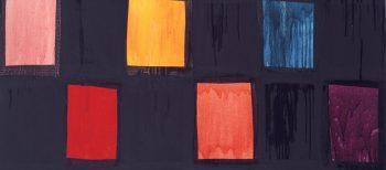Duchamp, Judd, Hockney, Warhol? Mary Heilmann!