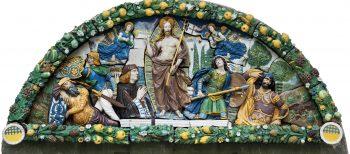Della Robbia, simply Renaissance
