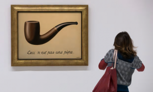 Why Magritte is a timeless genius