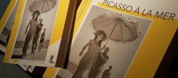 """Catalogue exhibition """"Picasso à la mer"""""""