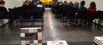 "Presentations of book ""100 women, 100 creatives inspirations"""