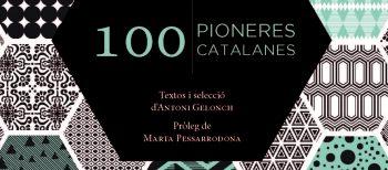 "Presentations of book ""100 Pioneres Catalanes"""