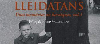 """Presentations of book """"Quan érem lleidatans"""""""