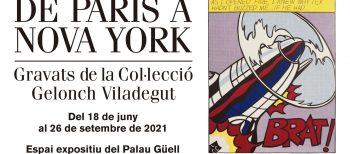 """""""De París a Nova York"""" in Barcelona"""
