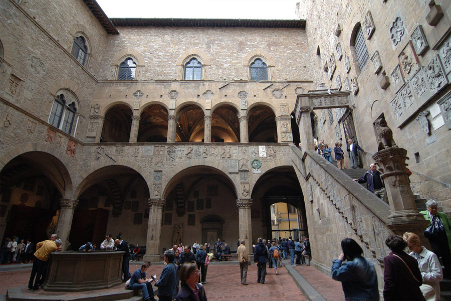 Musée Nationale du Bargello (Florence)
