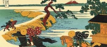 Hokusai, six vies