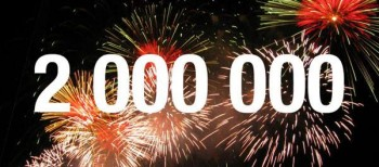 + de 2.000.000 de pages vues sur le site Web de la Collection!