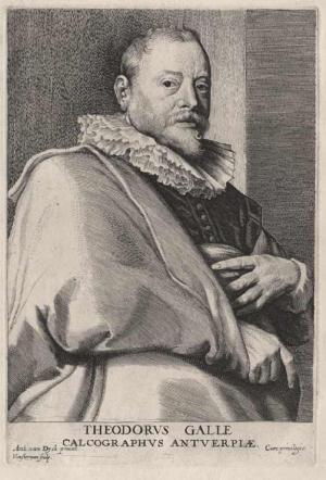 Theodoor Galle