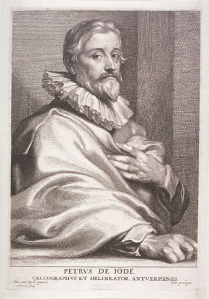 Pieter de Jode, l'Ancien