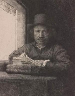 Harmenszoon Van Rijn Rembrandt