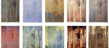 Monet, Matisse, Hirst…et le principe de la série
