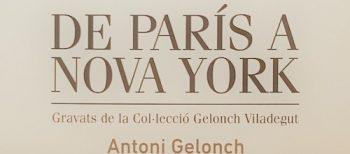 «De París a Nova York» à Santa Coloma de Gramenet