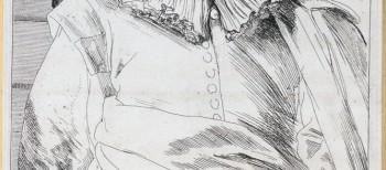 Van Dyck, grabador