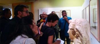 12.098 visitas a la exposición «Una mirada al 1700»