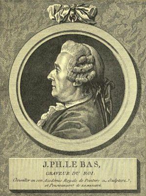 Jacques-Phillippe Le Bas