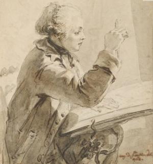 Augustin de Saint-Aubin