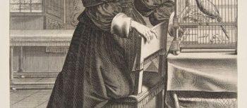 Jean I Leblond, editor de grabados y coleccionista
