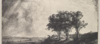 La iconología y la forma de trabajar de Rembrandt