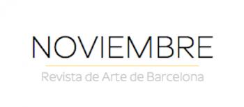 Noviembre, Revista de Arte de Barcelona