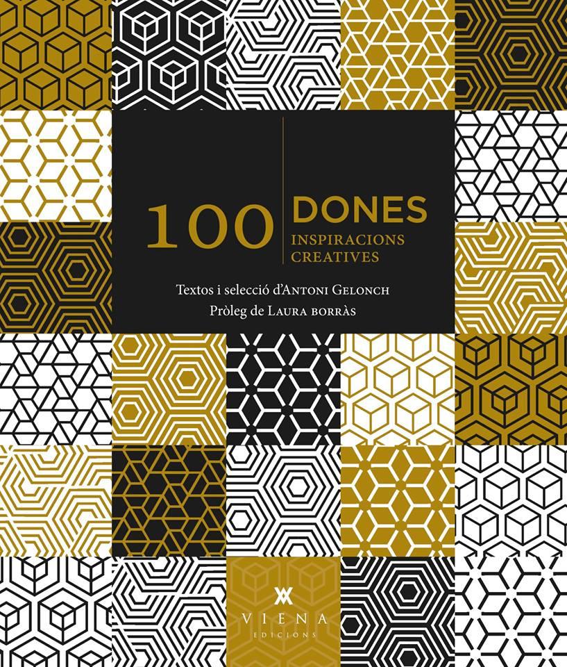 ¡Nuevo libro!: 100 mujeres, 100 inspiraciones creativas