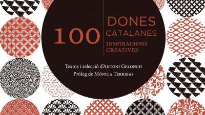 100 mujeres catalanas, 100 inspiraciones creativas