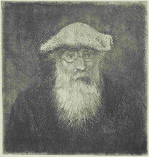 Pissarro, grabador