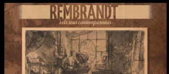 Cuaderno de la exposición «Rembrandt y sus contemporáneos»
