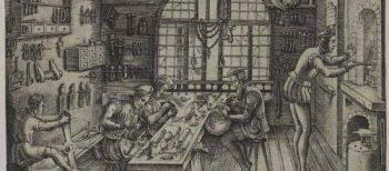 Étienne Delaune, grabador del Renacimiento